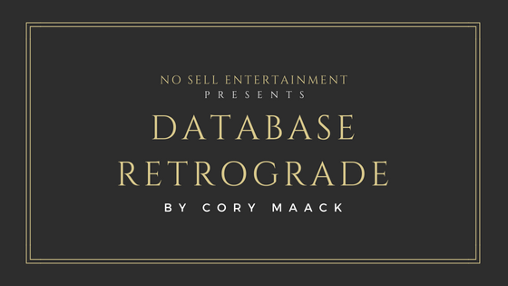Database Retrograde - In Your House: Beware of Dog